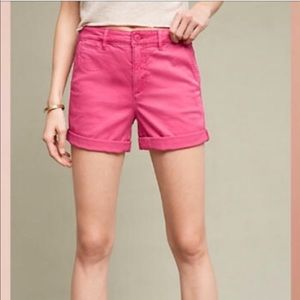 Washed but never worn Anthropologie shorts